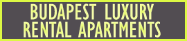 Budapest Luxury Rental Apartments home page